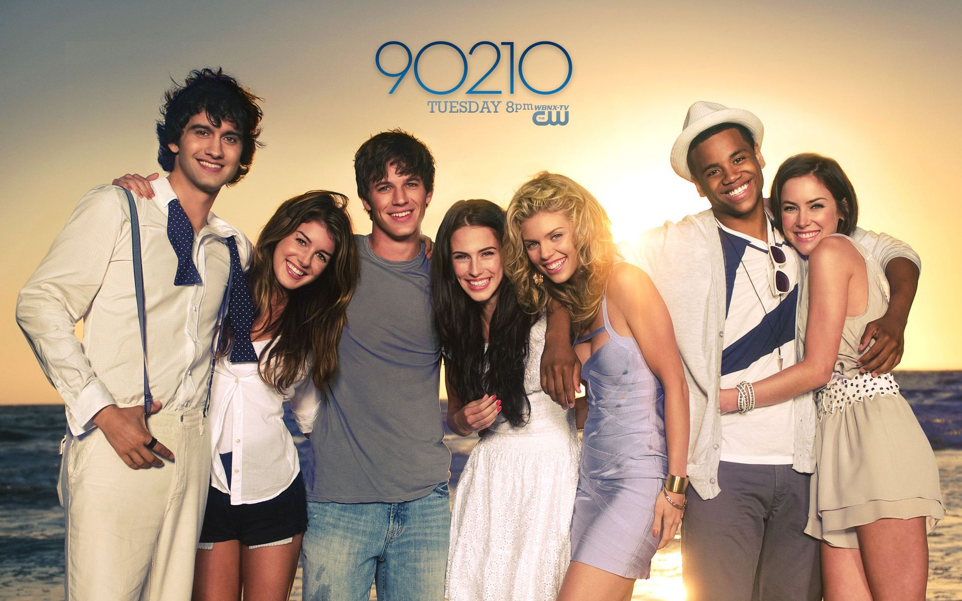 90210 ii still love the old Beverly Hills but the new show is great too!