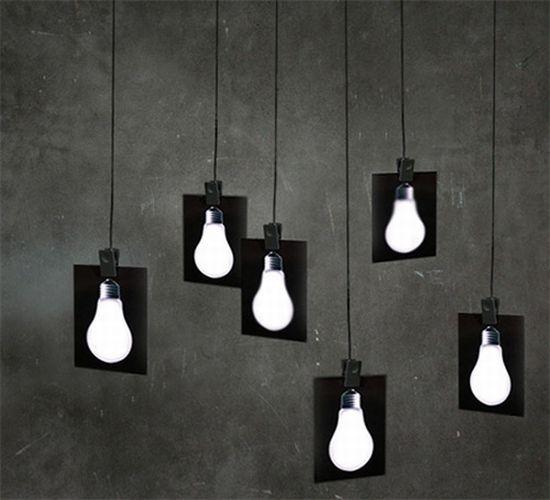 coolest funky light fixtures design. Pinch El Light By Shinyoung Ma 1 · Cool Coolest Funky Fixtures Design