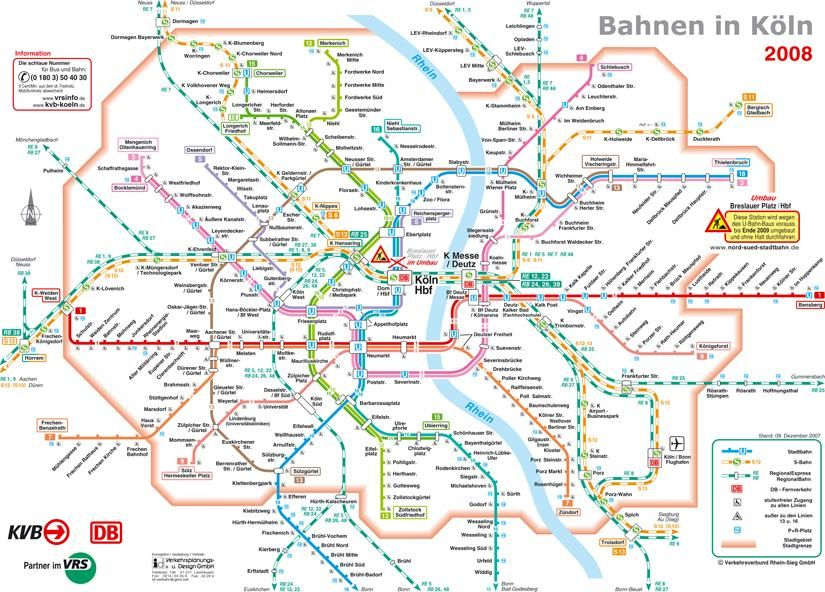 nice CologneBonn Metro Map Travelquaz Pinterest Bonn