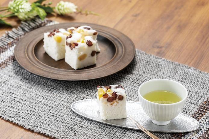 星子'Sレシピ★長芋たっぷり!もっちり純白ケーキ|いわて生活協同組合