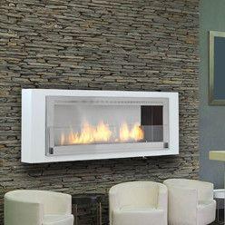 Santa Cruz 2 Sided Bio Ethanol Outdoor Fireplace Ethanol