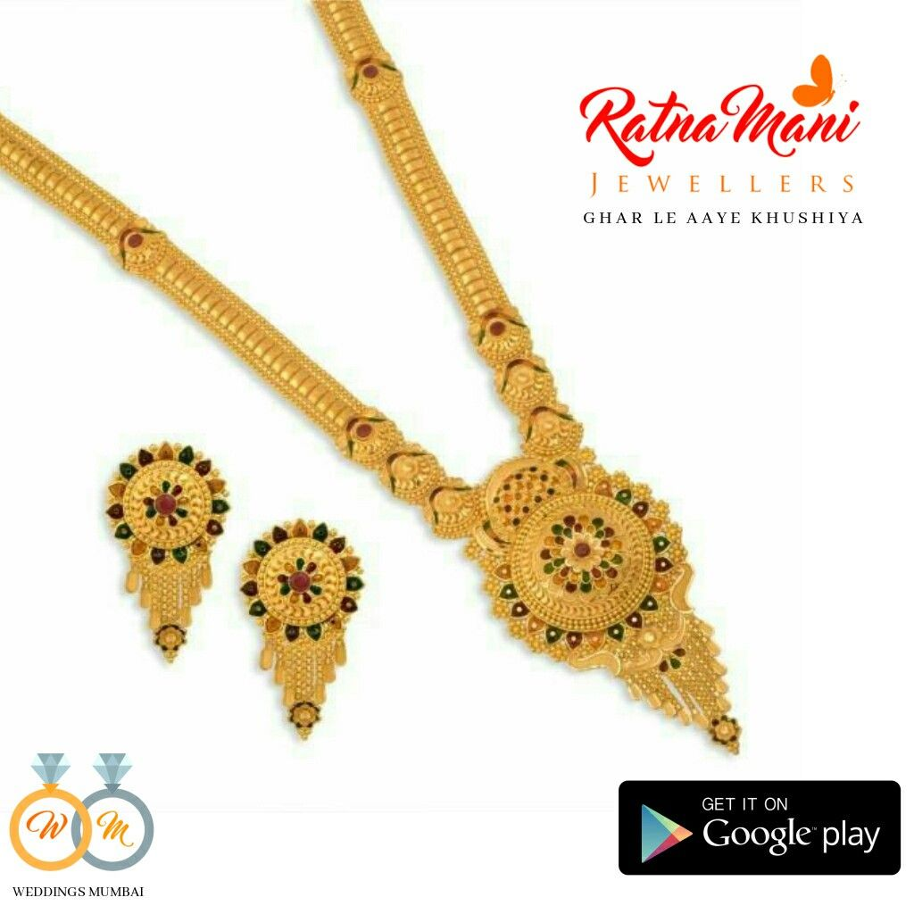 Necklace from RMJ Wish u all Happy Diwali & Happy New Year