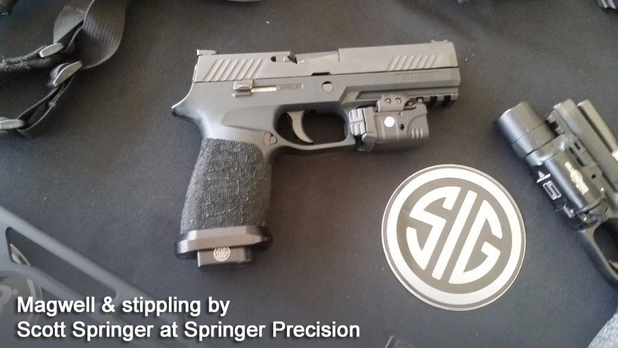 Pin by Dave Richardson on Sig Sauer P320 | Guns, Hand guns