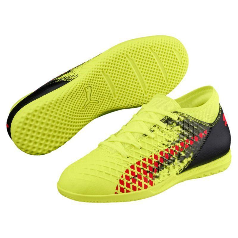 Reebok Buty Pilkarskie Puma Future 18 4 It Jr 104337 01 Zolte Zolte Kids Soccer Shoes Soccer Shoes Indoor Soccer