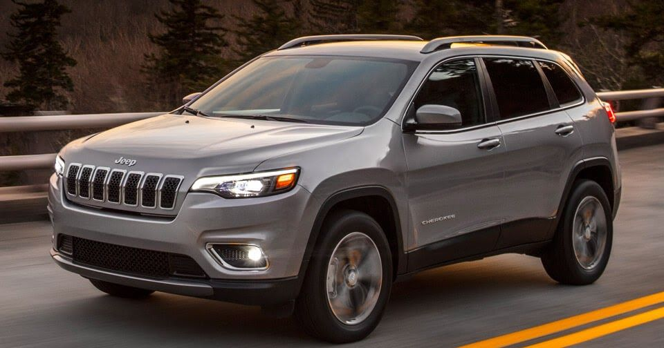 Jeep Bringing Updated 2019 Cherokee To Detroit Jeep Cherokee Jeep Cherokee