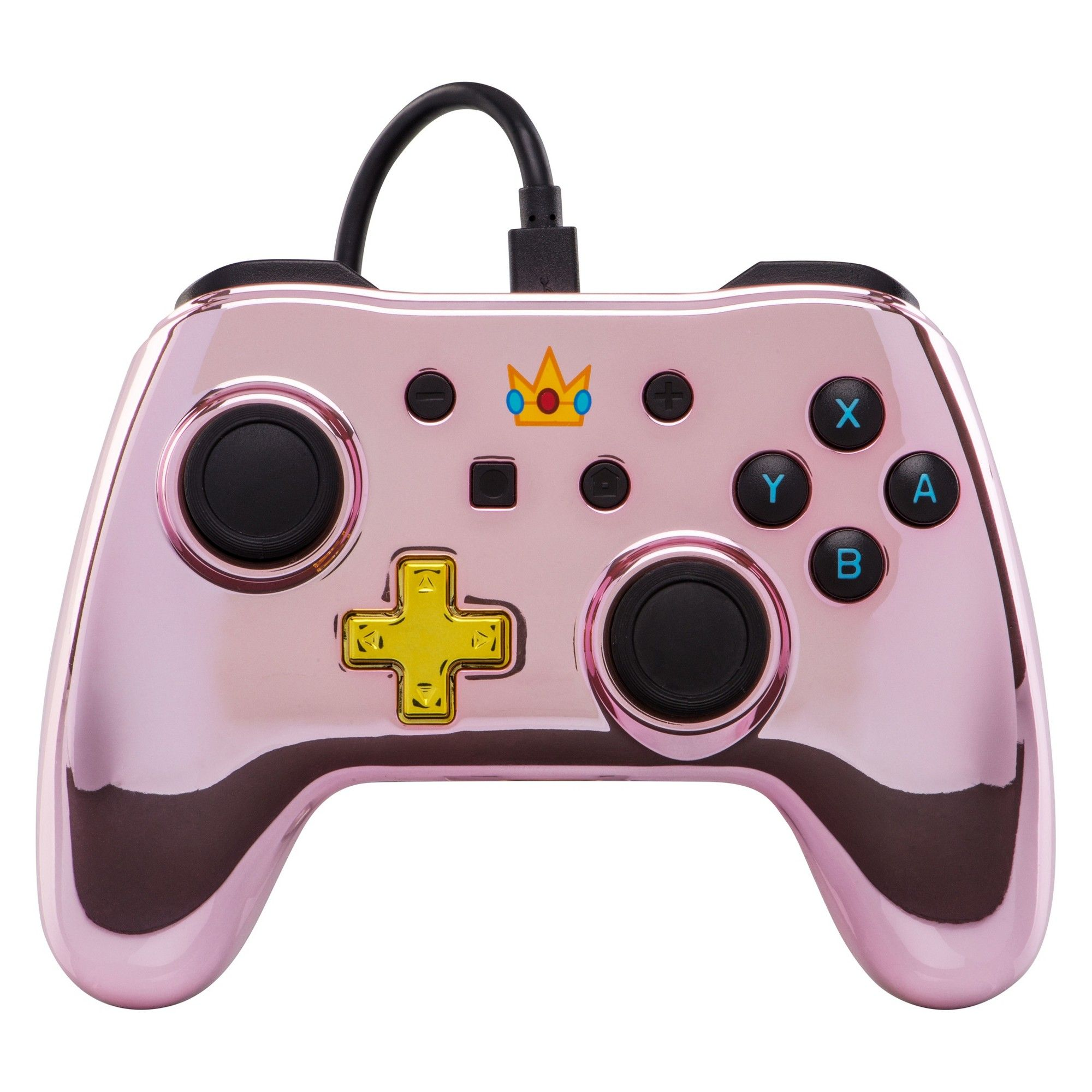 Power A Super Mario Peach Wired Controller For Nintendo Switch Pink Nintendo Switch Super Mario Nintendo Switch Zelda Nintendo Switch