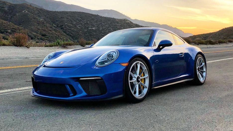 The Best Cars We Drove In 2018 In 2021 Porsche 911 Gt3 Porsche Cars Porsche 911