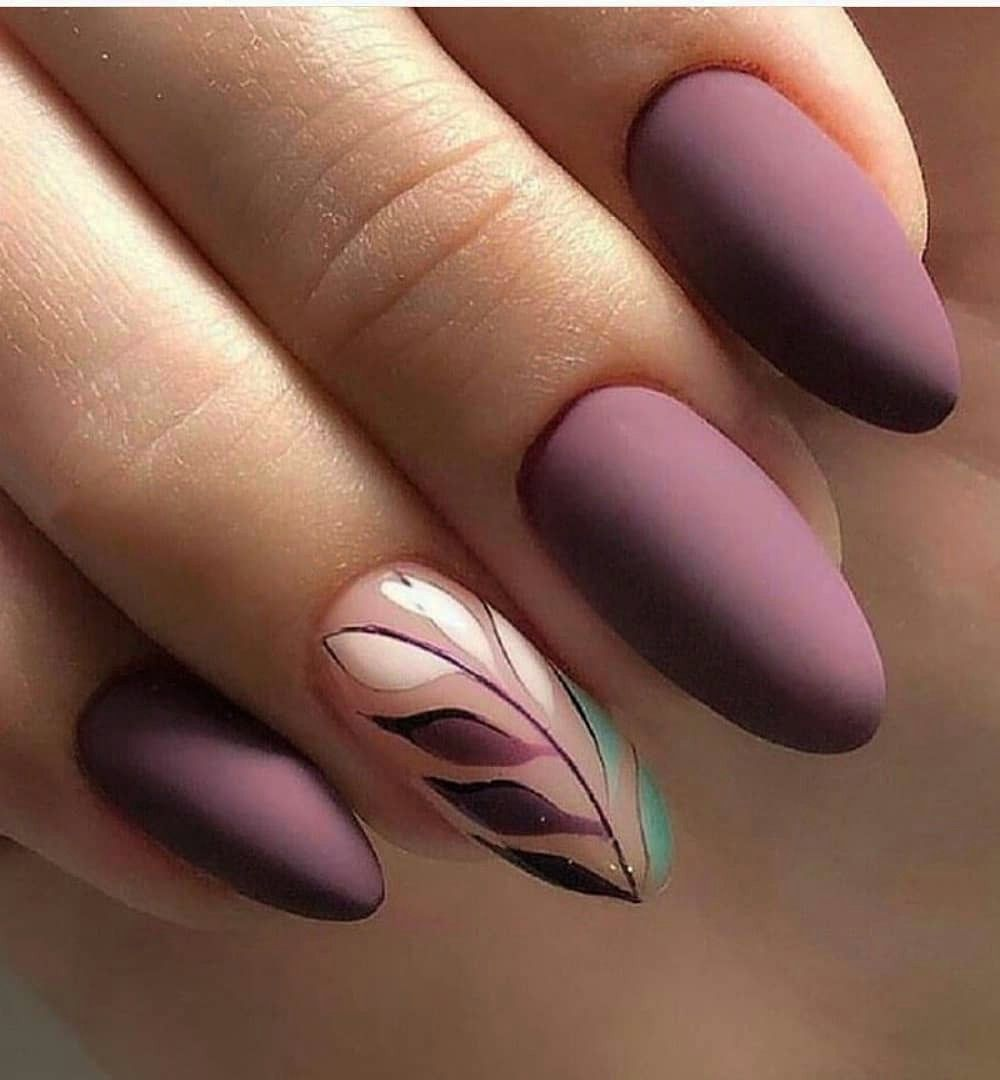 45 Stylish Nail Art Designs Design To Try In 2019 Matte Nails Design Lace Nail Design Lace Nails