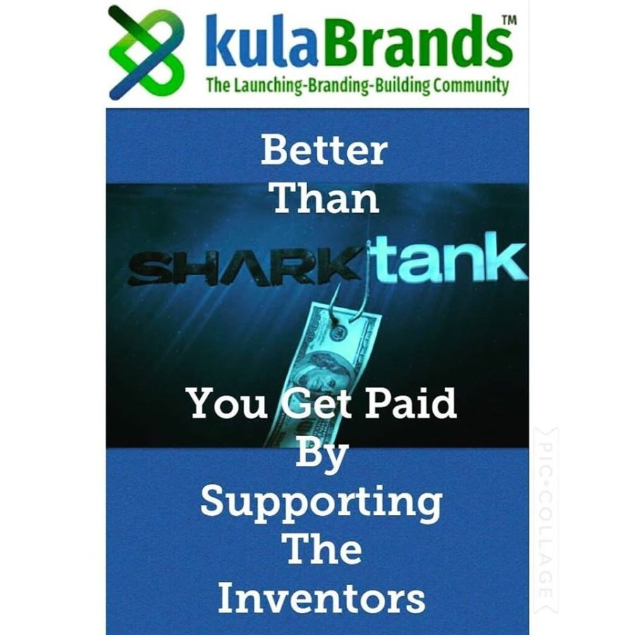 Join and Earn Royalties for Life. Shark tank, How to