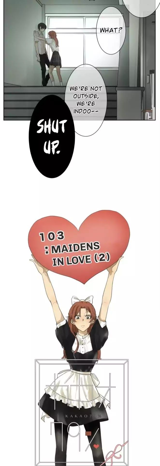 Kakao 79% Chapter 103: Maidens in Love (2) page 4