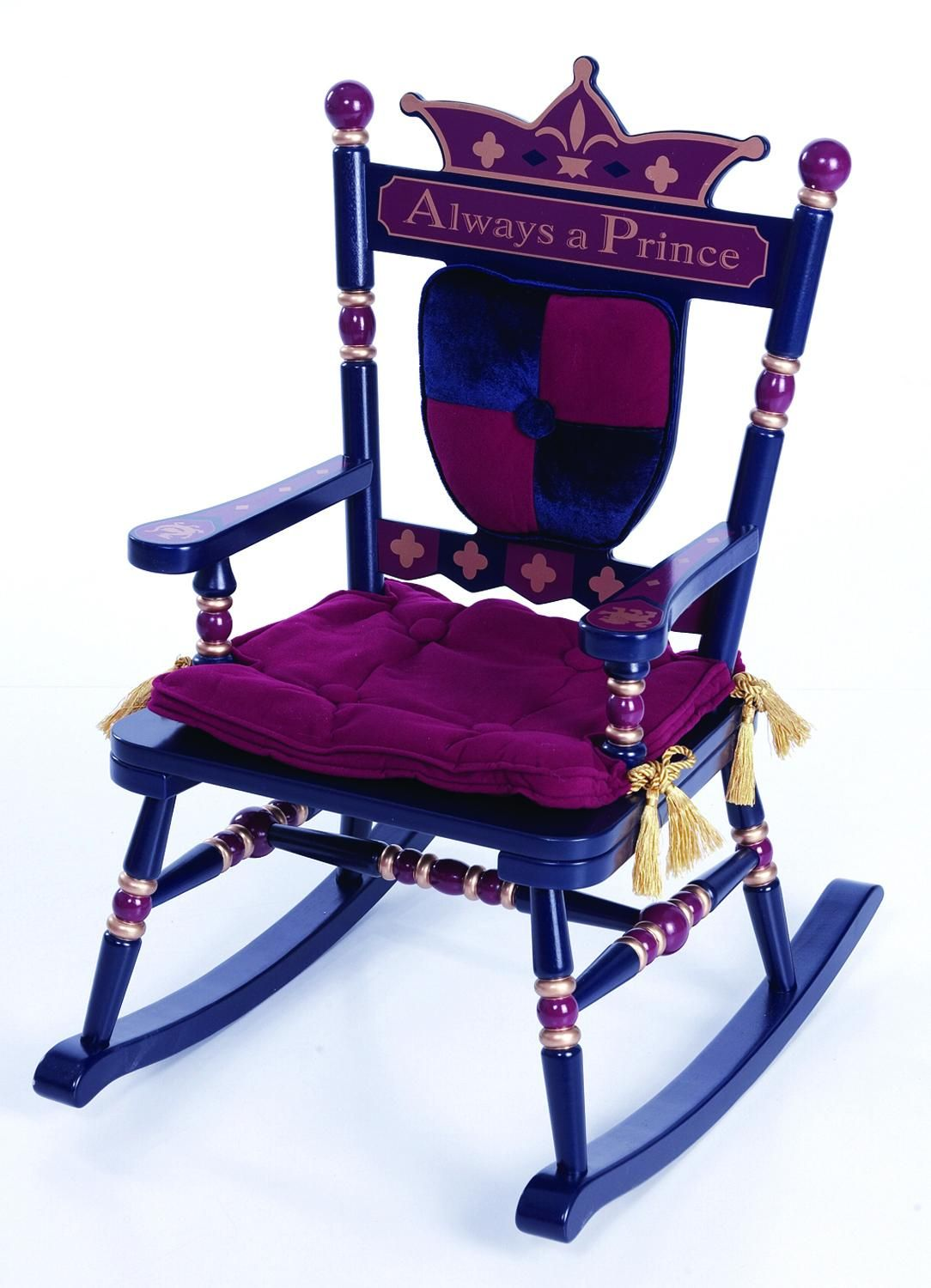 Always a Prince Royal Rocking Chair