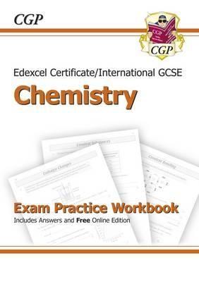 Edexcel Certificate/International GCSE Chemistry Exam Practice