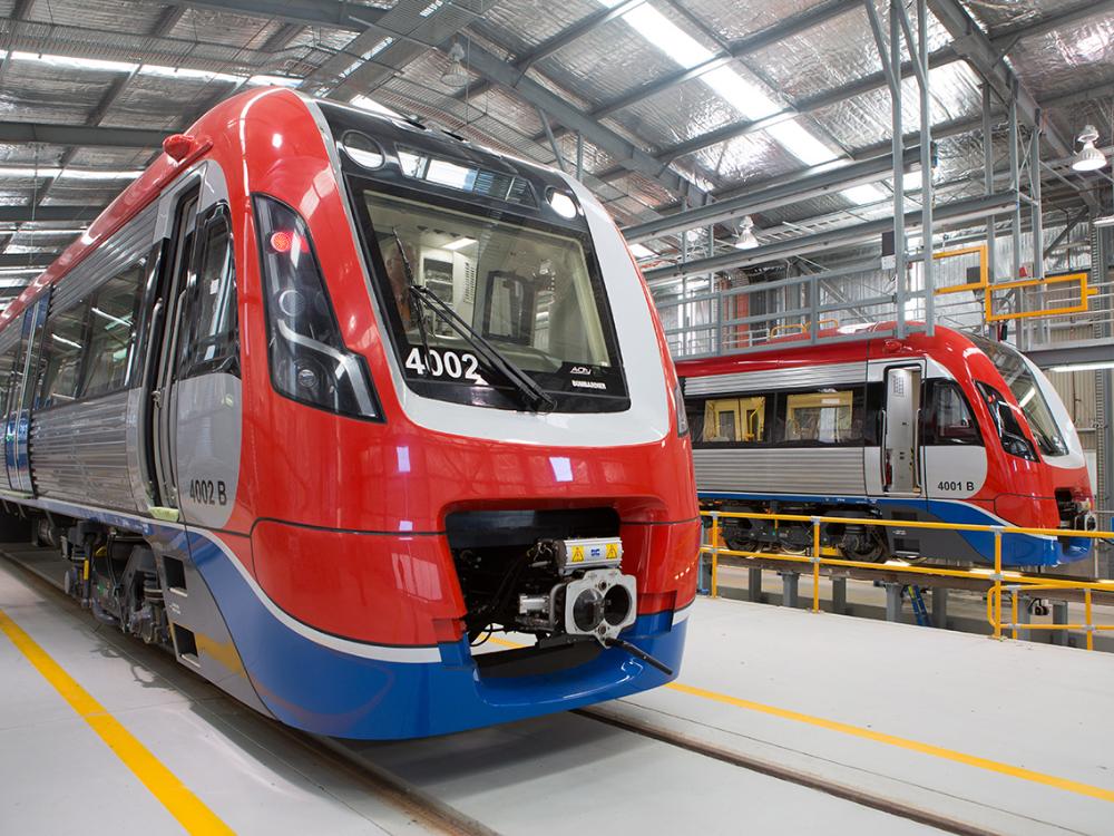 Adelaide A City Fleet Expansion Railway Gazette