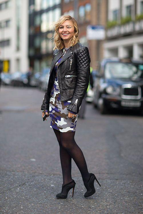 Street Style: London Fashion Week Street Spring 2014