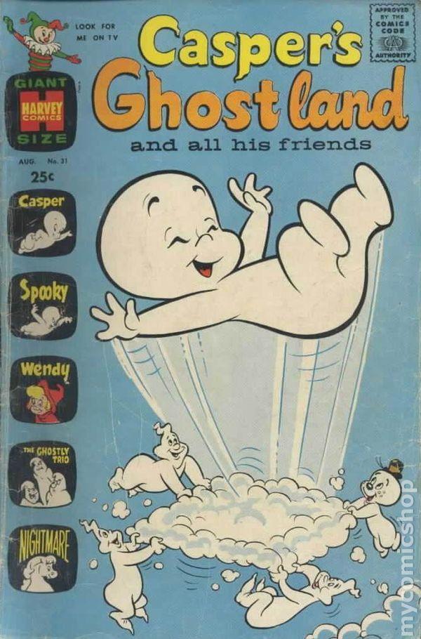 Casper's Ghostland (1958) 31