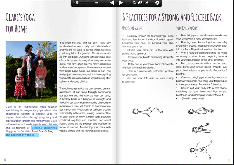 #family #yoga on pg 18 of 2nd #Parent Tribe #Magazine  #holisticfamily http://www.parenttribe.net/