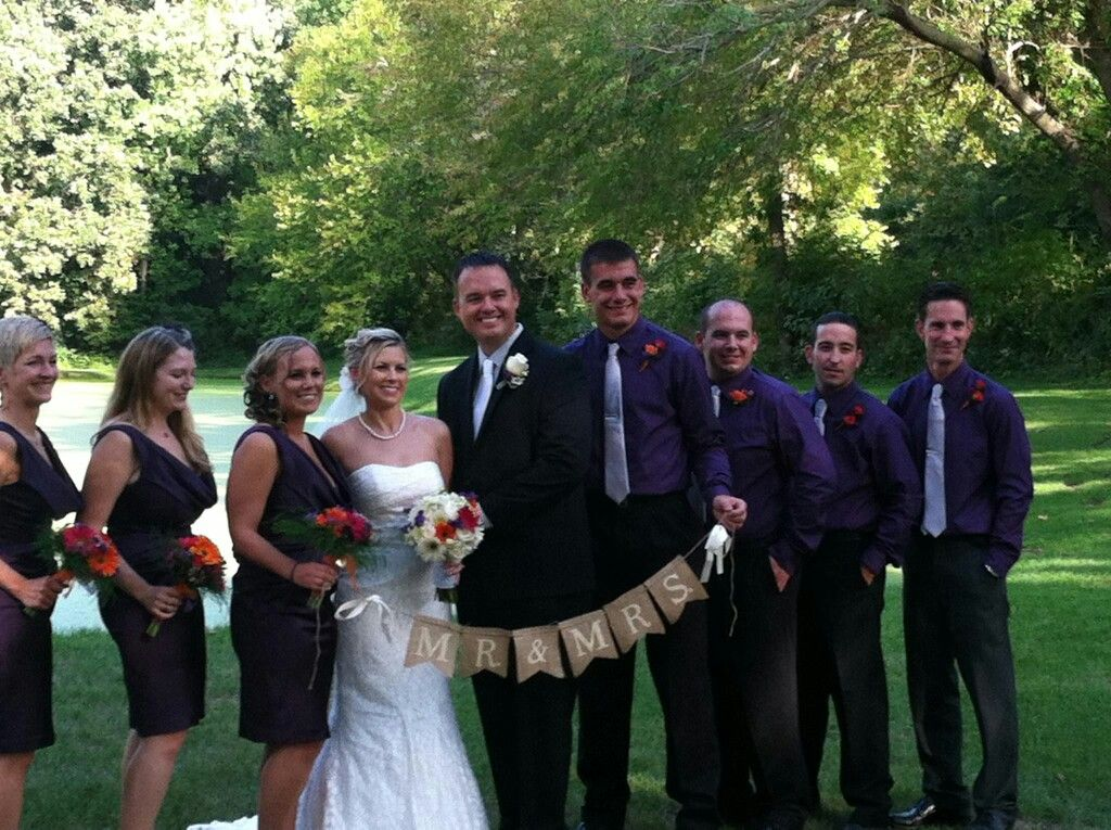 Mr. And Mrs. Quigley 9-15-2012