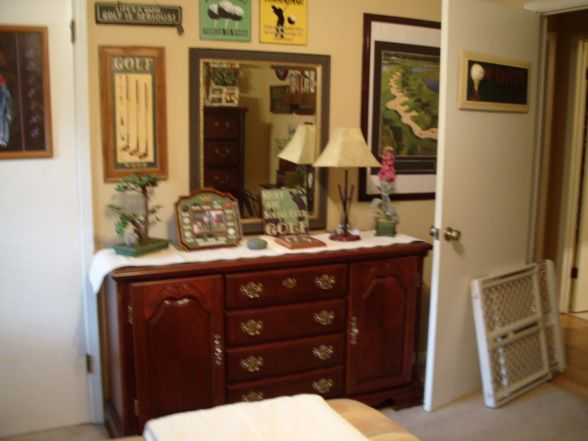 golf room guest room with a golf theme bedrooms design