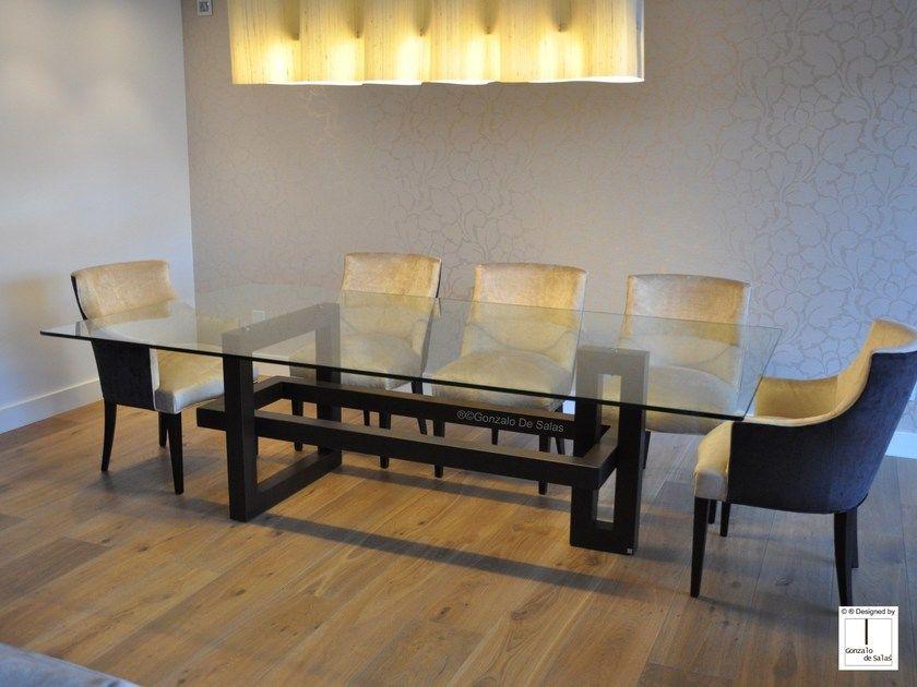Descarga el catálogo y solicita al fabricante Ios | mesa rectangular ...
