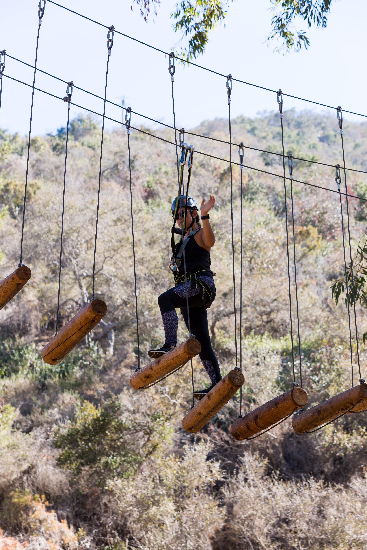 Catalina Aerial Adventure Los Angeles Travel Los Angeles Vacation Adventure Park
