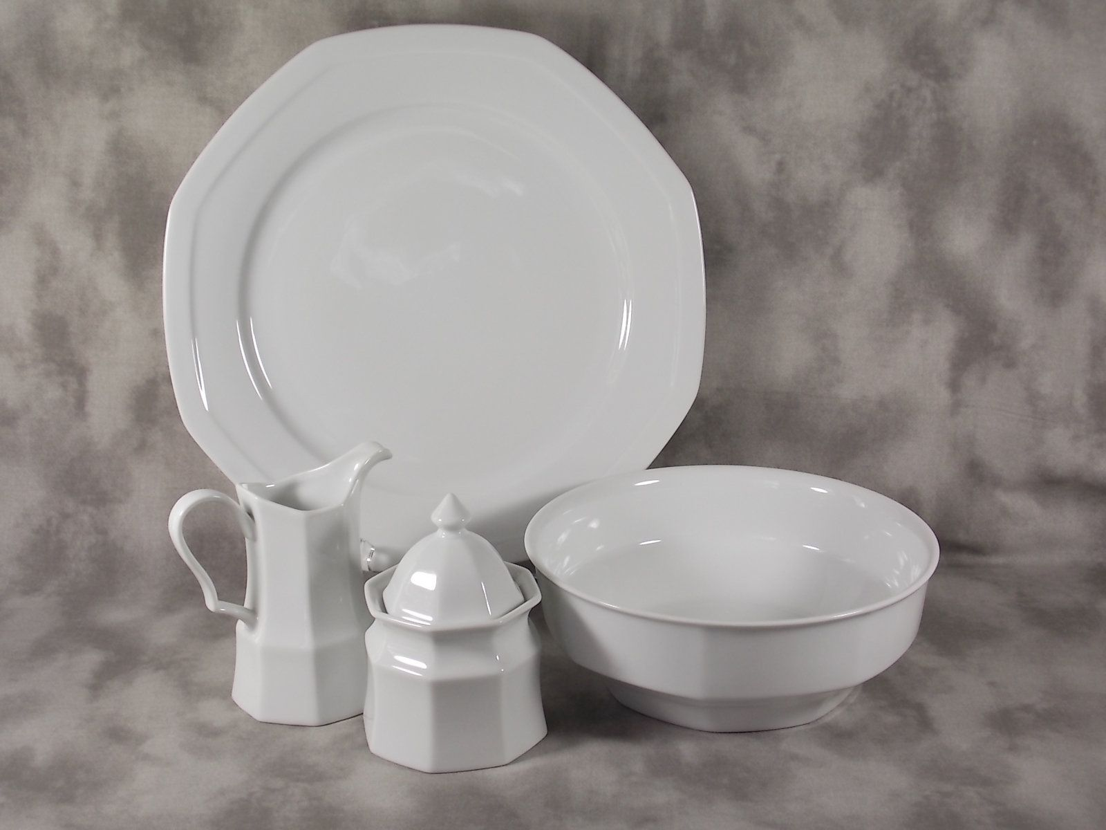 Mikasa Studio Nova Maison Blanche Tableware Pick A Piece Chop