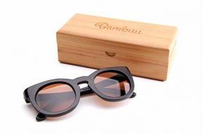 Bambus Sonnenbrille, A Lil Bit Nostalchic