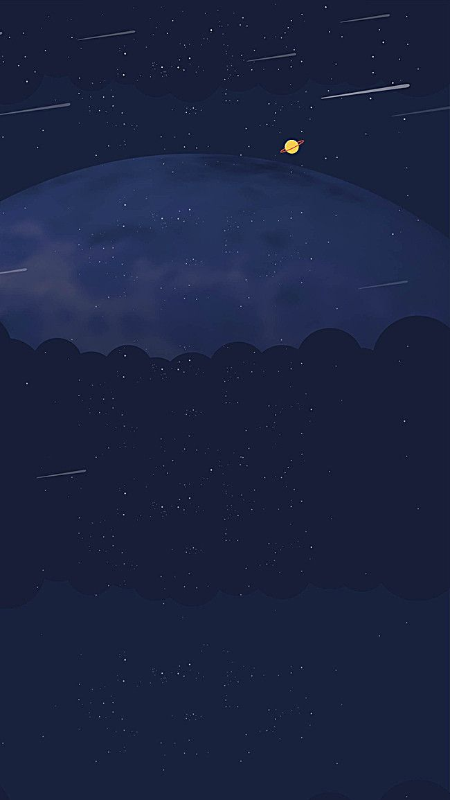 밤하늘 H5 배경