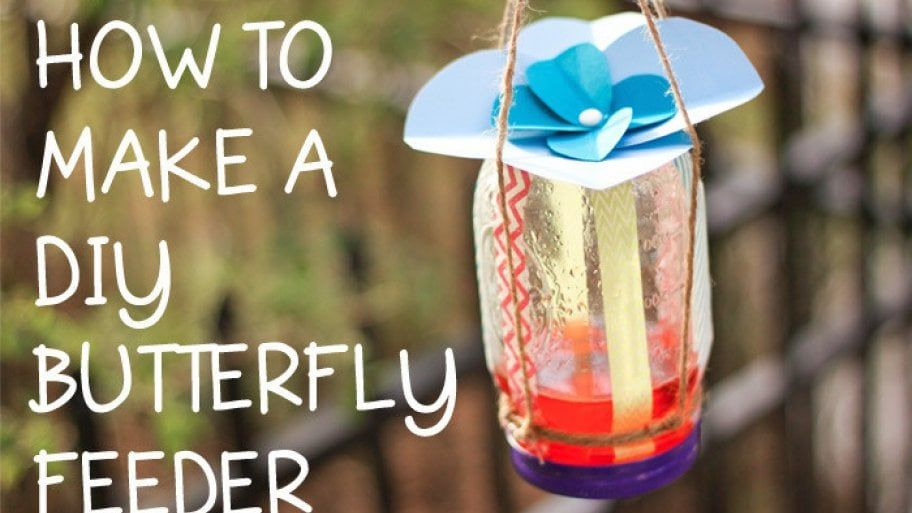 Attract Butterflies By Making A DIY Feeder in 6 Simple Steps is part of Diy butterfly, Butterfly feeder, Attract butterflies, Garden crafts, Diy, Pretty gardens - Due to an overwhelming number of requests from readers, we've updated this post by adding a full stepbystep with instructional photographs  Thanks everyone!