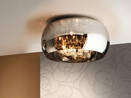 Iluminacion con estilo Lámparas que decoran Pinterest - lamparas de techo modernas