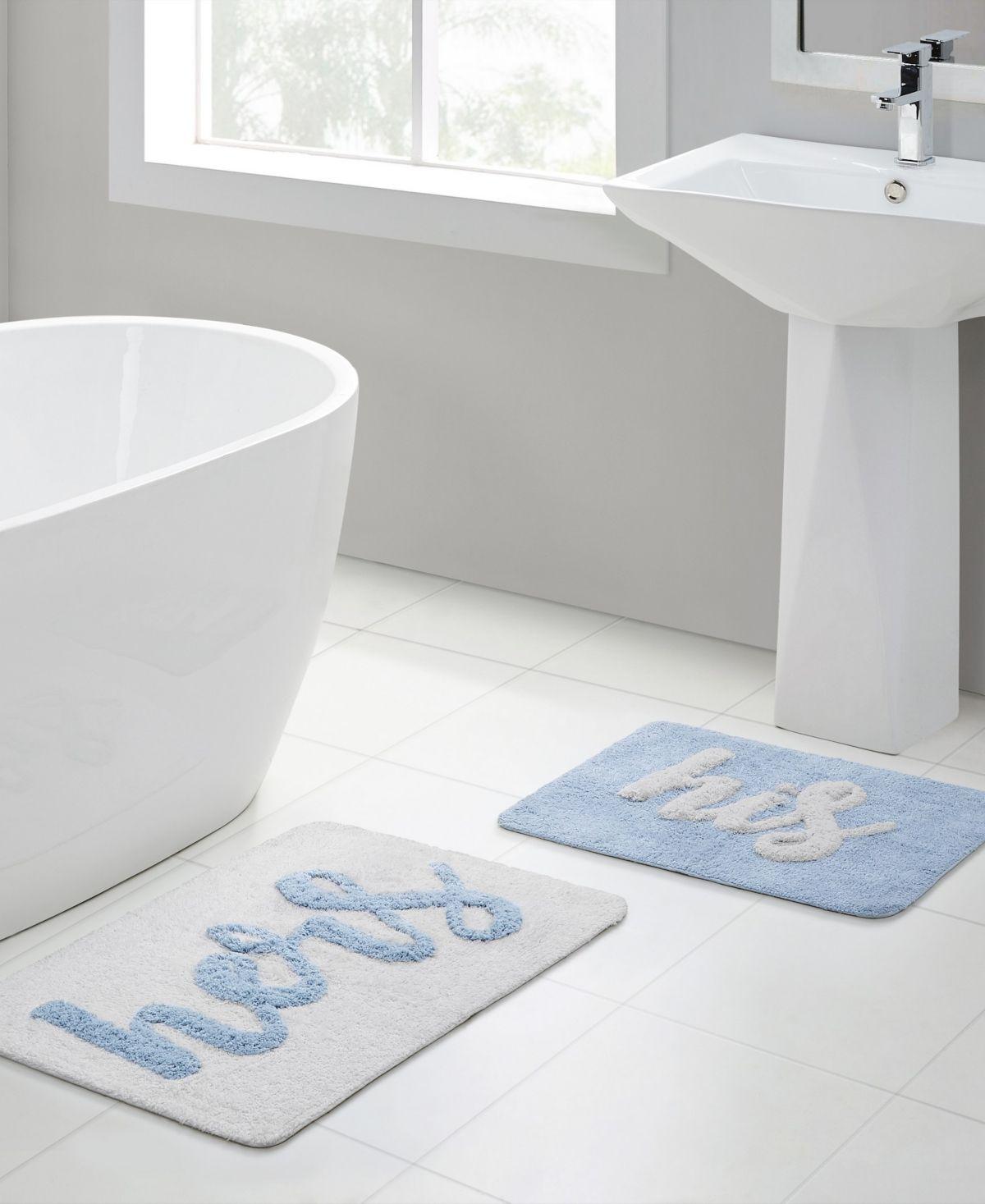 Macys His And Hers Bath Mats