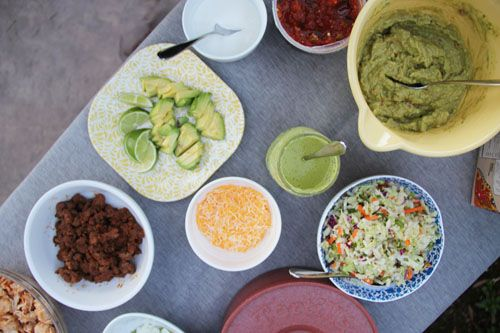 The Perfect Taco Night - This Week for Dinner