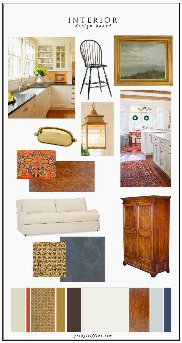 Warm And Cozy Dining Room Moodboard: Traditional, Warm & Cozy Interior Design Board