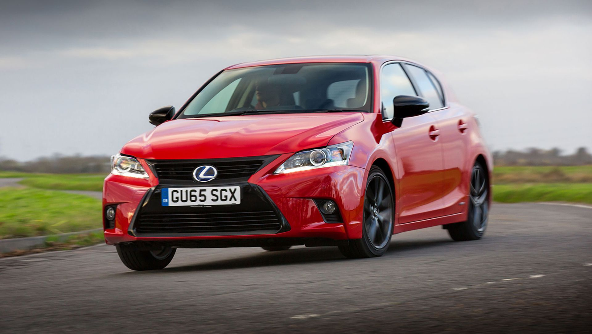 Lexus UK has released photos and details on the new CT