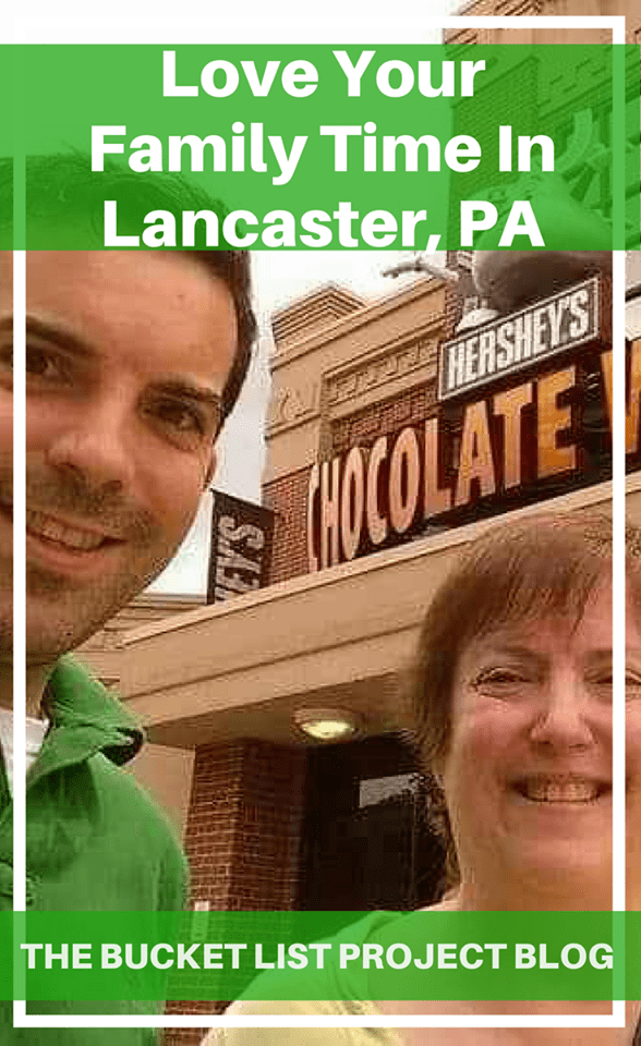 time in lancaster pa