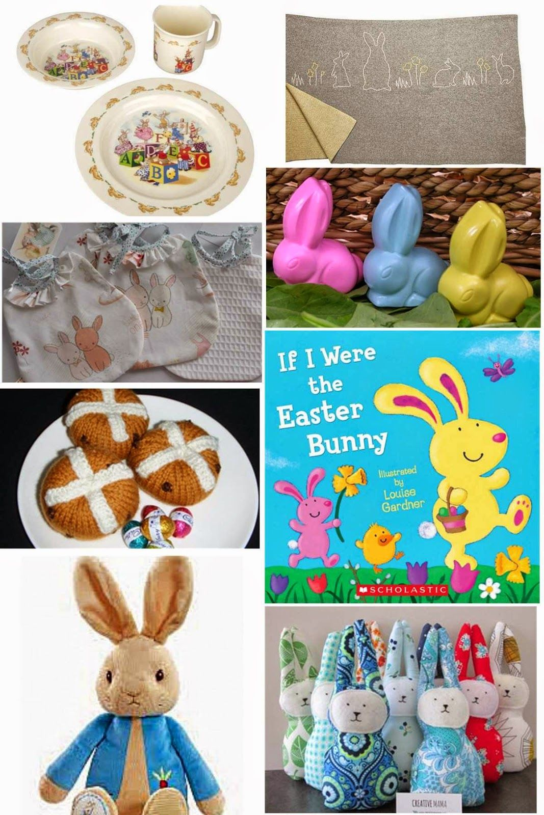 Chocolatefree easter gift ideas for young children