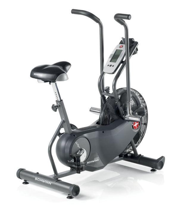Schwinn Ad6 Airdyne Exercise Bike Review Exercise Bike Reviews