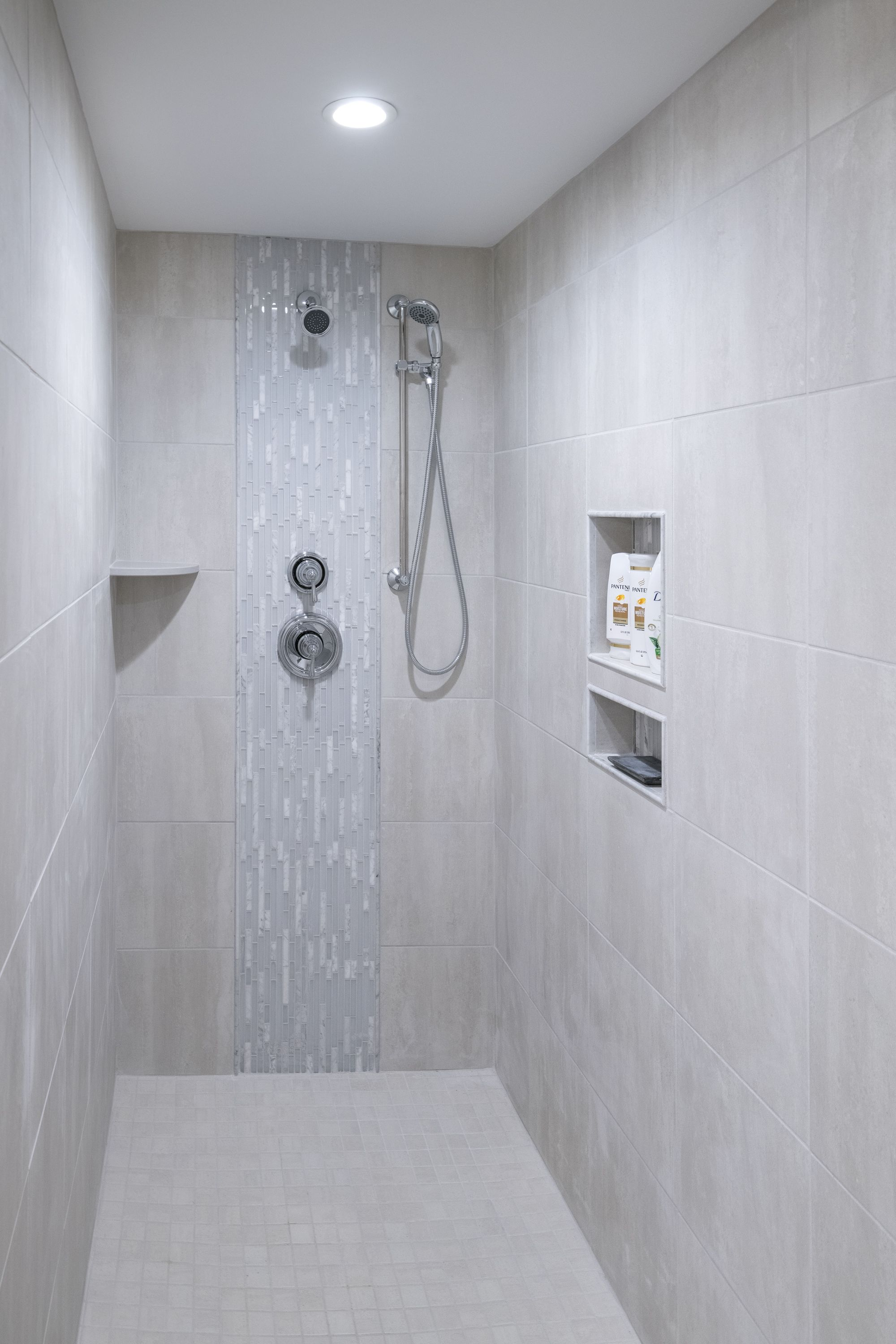 Beautiful shower created in this bathroom renovation by ... on Disabatino Outdoor Living id=23494