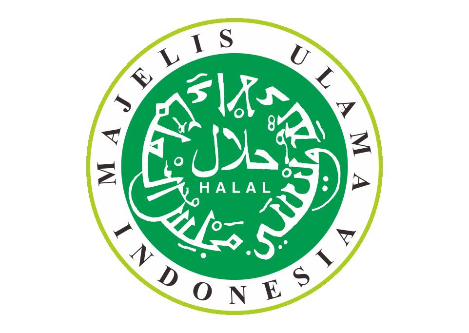 Logo Halal MUI Vector Restaurant logo design, Vector