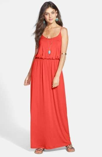 f061220f825 Lush Knit Maxi Dress