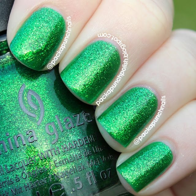 China Glaze Running In Circles | #EssentialBeautySwatches ...