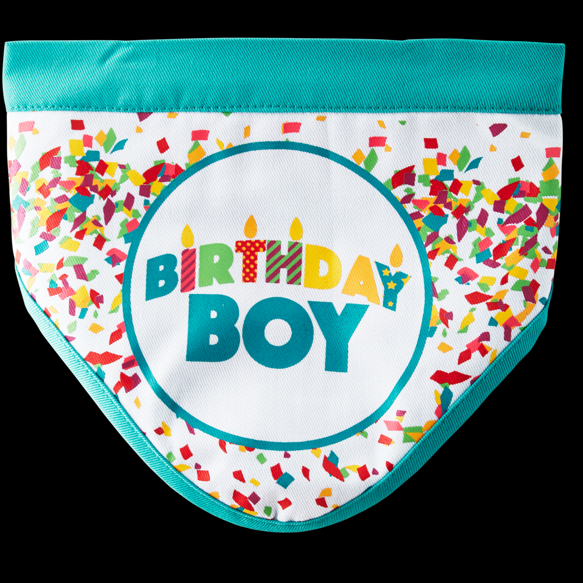 Koi Card Birthday Treat In 2021 Boy Dog Dog Bandana Colorful Dog