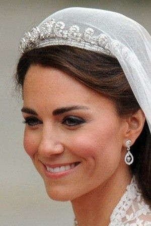 Princess Kate, so beautiful on her wedding day