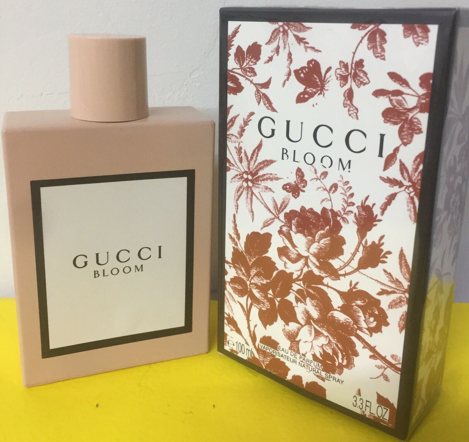 647cf0f13 Buy Gucci Bloom Perfume 3.3oz. Eau de Parfum Spray for Women. Brand new