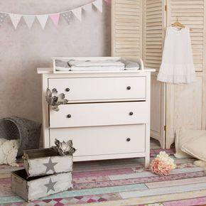Puckdaddy Wickeltischaufsatz Für Deine IKEA Hemnes Kommode ✓ Online Shop ✓  Schneller Versand ✓ Top Service