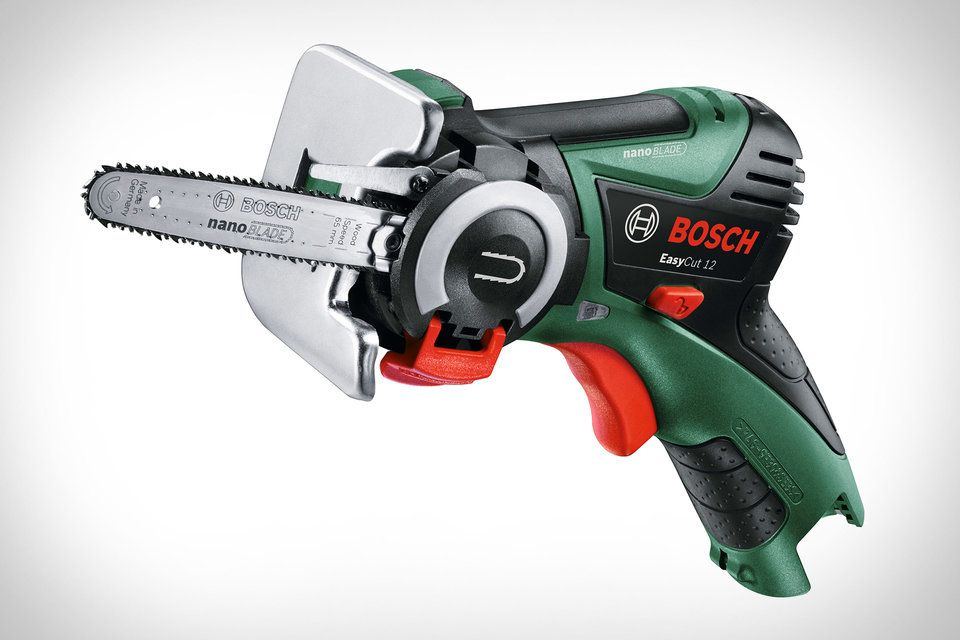 Bosch Easycut Nanoblade Mini Chainsaw Mini Chainsaw Chainsaw Cordless Power Tools