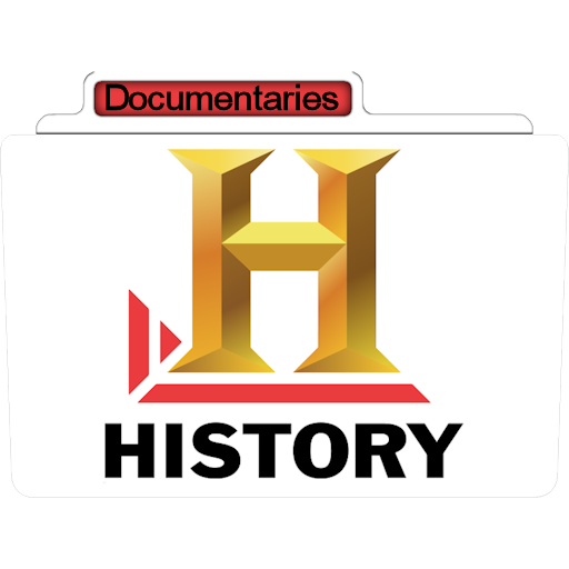 Http Icons Iconarchive Com Icons Aaron Sinuhe Tv Movie Folder 512 Documentaries History Icon Png Tv Channel Logo History Channel Logo History Channel