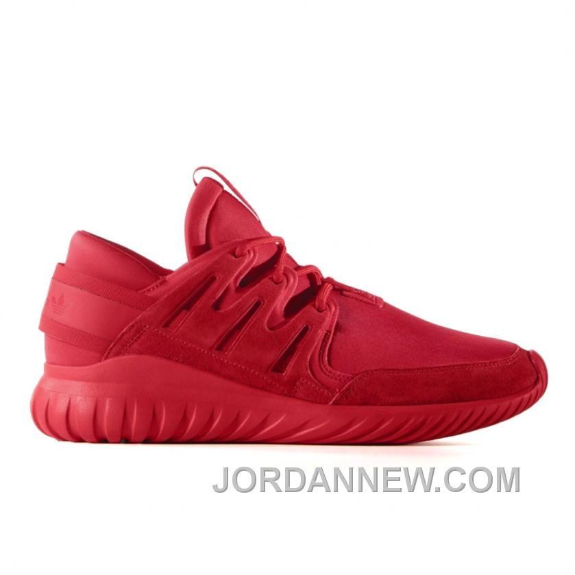 24935ef66e57 Adidas Tubular Nova  Triple Red  Shoes Color Red Red Core Black(S74819)  Super Deals