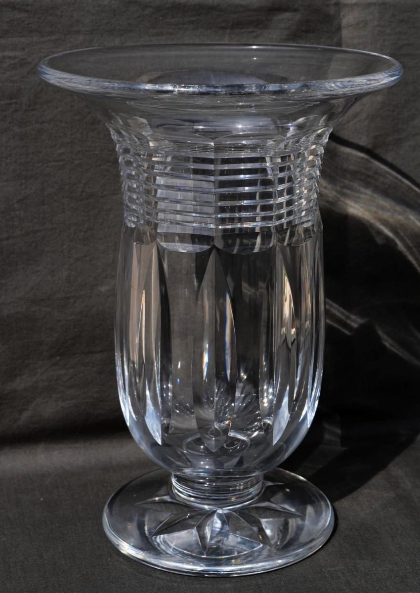 Vase en cristal taill de val saint lambert joseph simon catalogu vase en cristal taill de val saint lambert joseph simon catalogu floridaeventfo Image collections