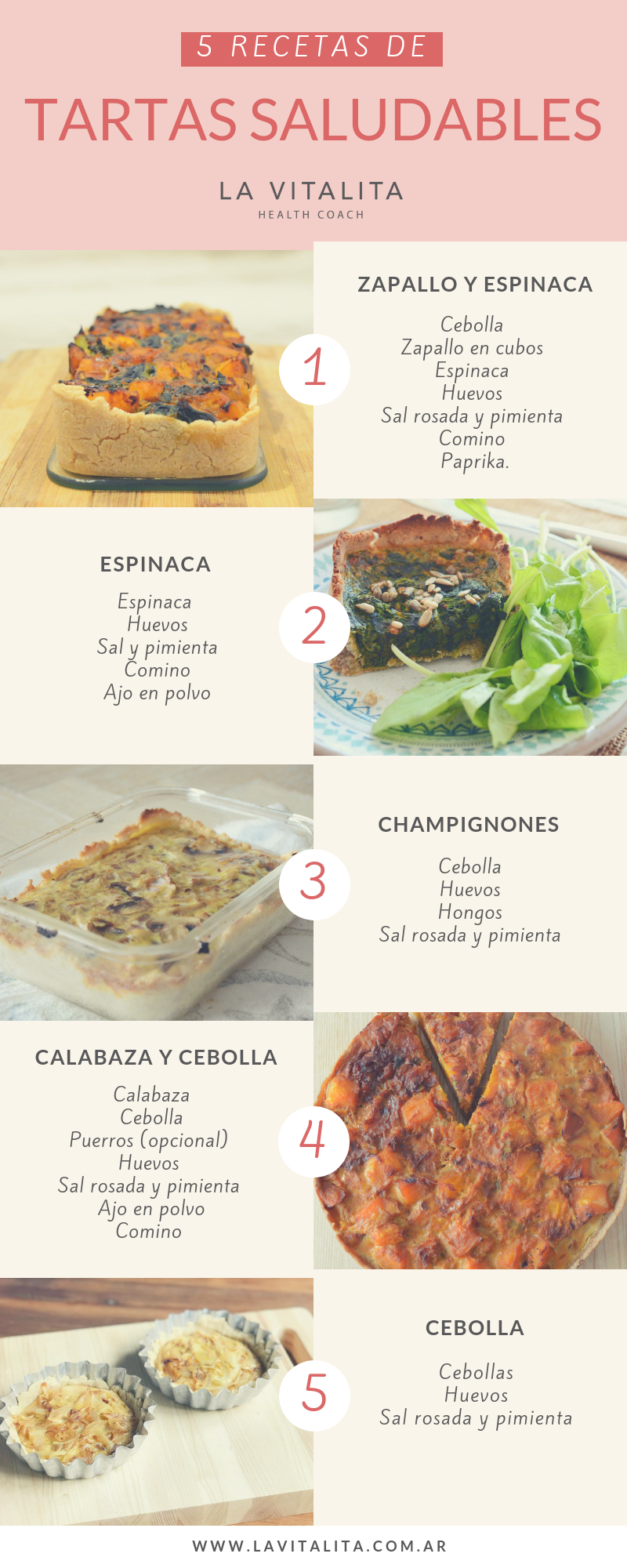 4 Recetas De Tartas Saludables Con Masa Casera Y Sin Gluten Recetas De Comida Comida Vegetariana Recetas Recetas Vegetarianas