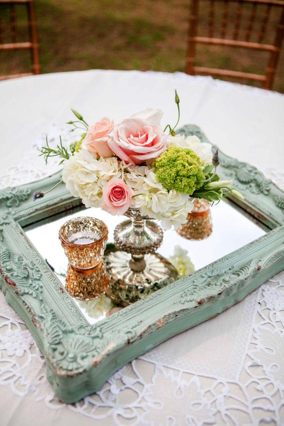 Home Decor Ideas For Small Living Room despite Home Decor Stores Novi Mi  opposi… | Romantic wedding centerpieces, Wedding centerpieces, Vintage wedding  centerpieces
